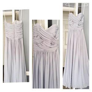 Lux Chiffon Bridesmaid/Formal Dress